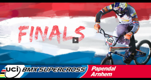 gallery Coupe du Monde UCI BMX Supercross #2: Papendal, Hollande