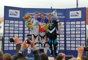 gallery Championnats de France BMX Race 2014