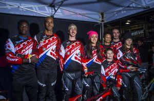 gallery Le retour du Team SUNN BMX