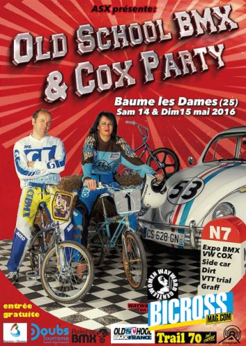 gallery 2016 OLDSCHOOL BMX & COX PARTY