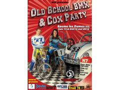 2016 OLDSCHOOL BMX & COX PARTY