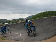 Rassemblement BMX Old School et Side Car