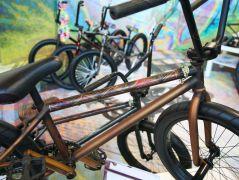 Eurobike 2016 - Les BMX Freestyle